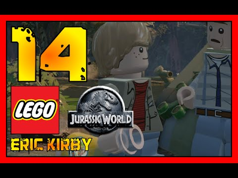 Lego Jurassic World Gameplay Ita 14 Eric Kirby Youtube