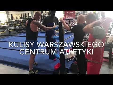 Kulisy Warszawskie Centrum Atletyki #4 #Ugonoh #Szpilka #Gmitruk #Pudzianowski #Boks #MMA