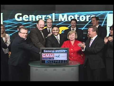 General motors gmm tsx opens toronto stock exchange for General motors annual report 2010