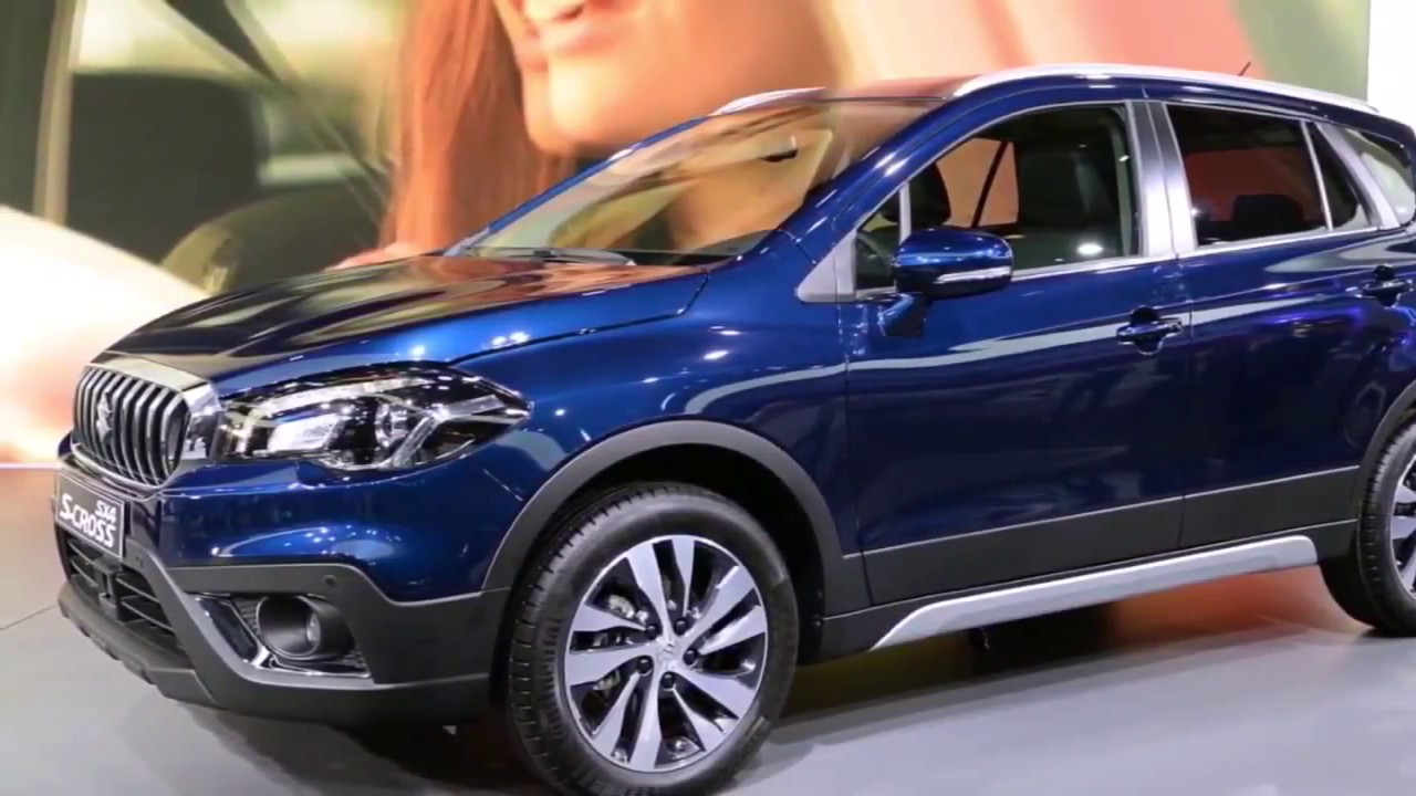 suzuki sx4 s cross 2018 youtube. Black Bedroom Furniture Sets. Home Design Ideas