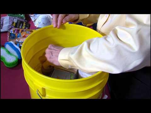 How to Prepare a Flood Bucket
