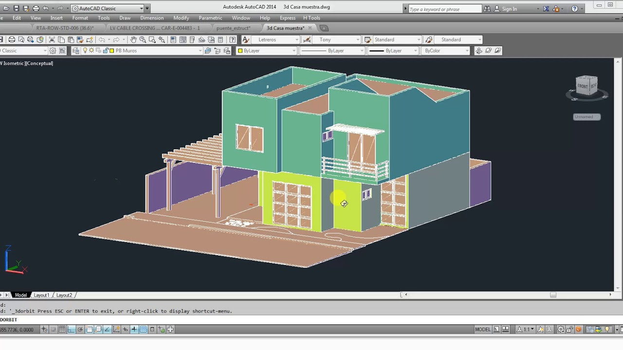 Autocad 3d Drawing Files Free Download