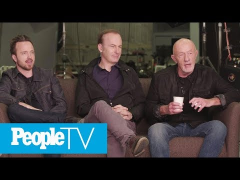 Find Out Why Jonathan Banks Being Cast On 'Breaking Bad' Was A 'Happy Accident'  PeopleTV