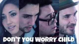 Gambar cover Don't You Worry Child - Chester See, Alex G, Andrew, Andy Lange Cover (Audio)