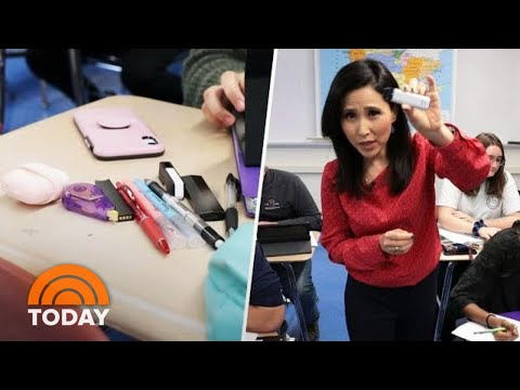 Students Are Hiding Vaping Devices In Plain Sight | TODAY