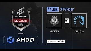 ELEAGUE BOSTON MAJOR 2018 CS:GO : G2 (France) vs Liquid - Inferno