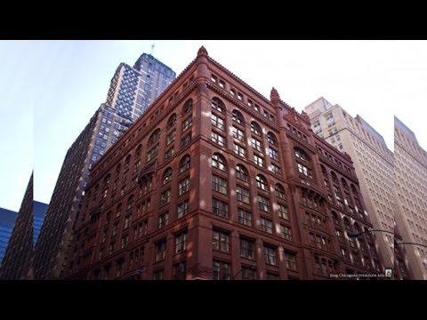 Chicago Landmarks: Rookery Building