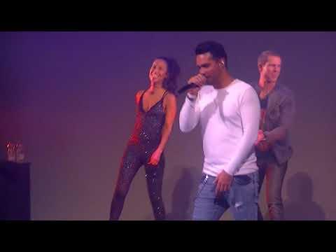 K-otic - Damn, I Think I Love You (Live @ Villa Thalia, Rotterdam)