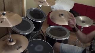 Red Hot Chilli Peppers - Can't Stop (Drum Cover)