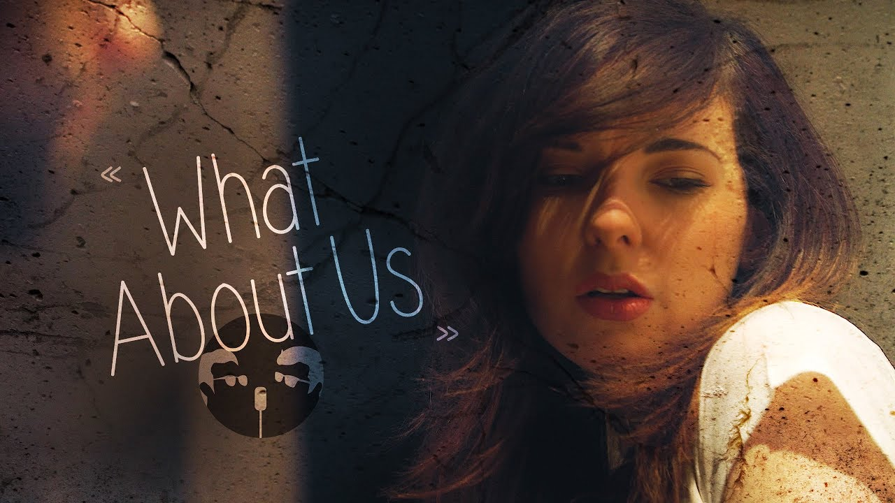 What about us - P!nk (COVER by Natacha Andréani) COVERLAB
