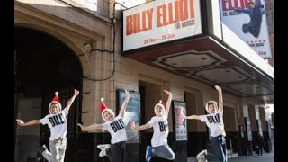 Billy Elliot in Manchester | Billy Elliot the Musical