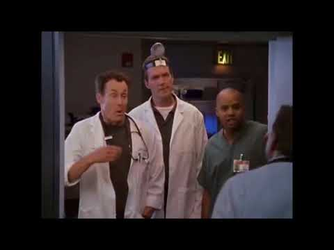 [ Scrubs ] De-bulbing A Patient's Keister! (Part 2)