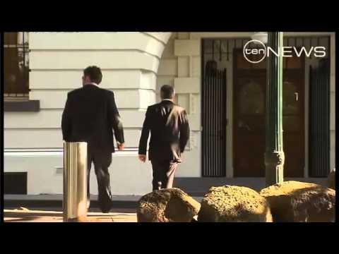 Defence force sex scandal video