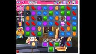 Candy Crush Saga Level 218   ★   no boosters