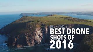 DroneNerds: The Best Drone Shots of 2016