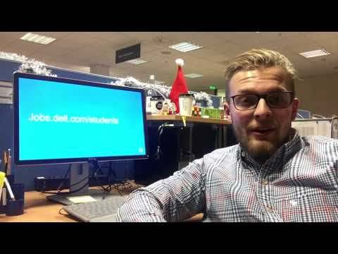 Join Adam And Get To Know The Interns From Dell Slovakia