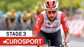 Vuelta 2019 (Ronde van Spanje): Samenvatting etappe 3