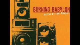 burning babylon - echoes of dub