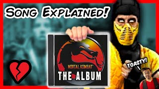 🐲The MORTAL KOMBAT Theme Song EXPLAINED! 🐉 Techno Syndrome 🎶