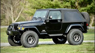 Davis AutoSports 2006 Jeep Wrangler Unlimited For Sale / Lifted & Modified / Fully Serviced