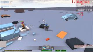 Fun with the new ROBLOX Exploit