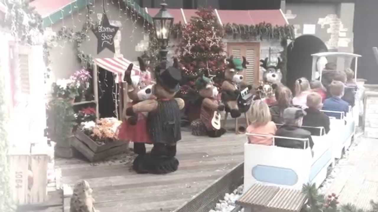 Kerst 2015 intratuin halsteren kerstshow youtube for Halsteren intratuin