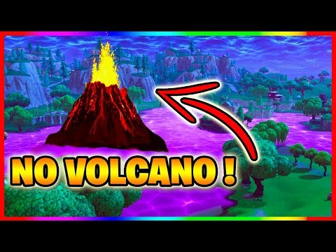 🔴 FORTNITE NO VOLCANO IN LOOT LAKE! - Loot Lake Watching!  - (Fortnite Battle Royale Cube Event)