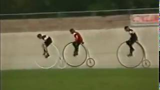 Veteran-Cycle Club video archive - Herne Hill Fun Day 1995