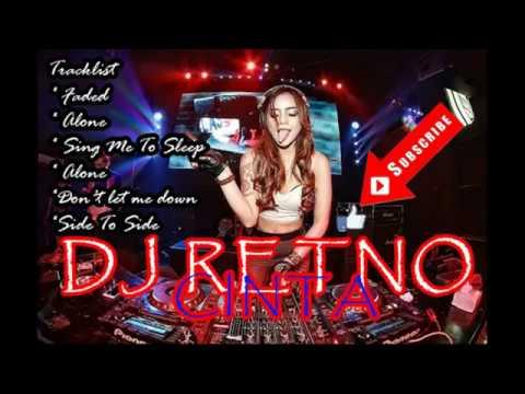 DJ REMIX FADED VS ALONE TERBARU  | MANTAP JIWA