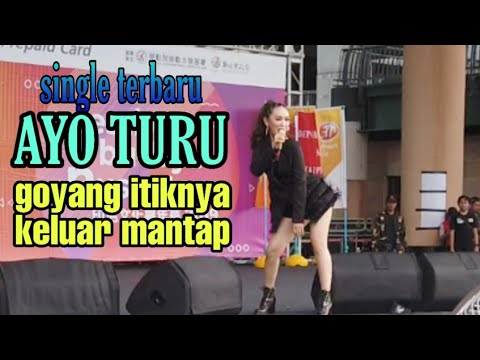 Download AYO TURU single terbaru Zaskia Gotik Mp4 baru