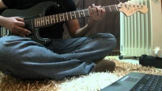 Draconian - Bloodflower - Guitar Cover