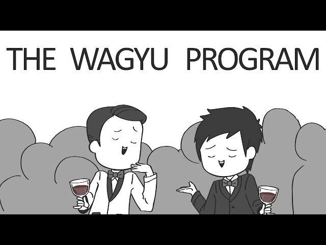 Hypotheticals: The Wagyu Program