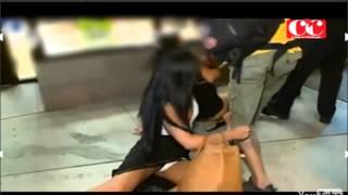 Repeat youtube video [HD] Nabilla, bourrée, agresse sauvagement une jeune femme !