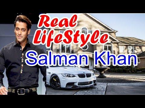 Salman Khan Real Lifestyle, Net Worth,Girlfriend, Salary, Houses, Cars,  Education, Bio And Family