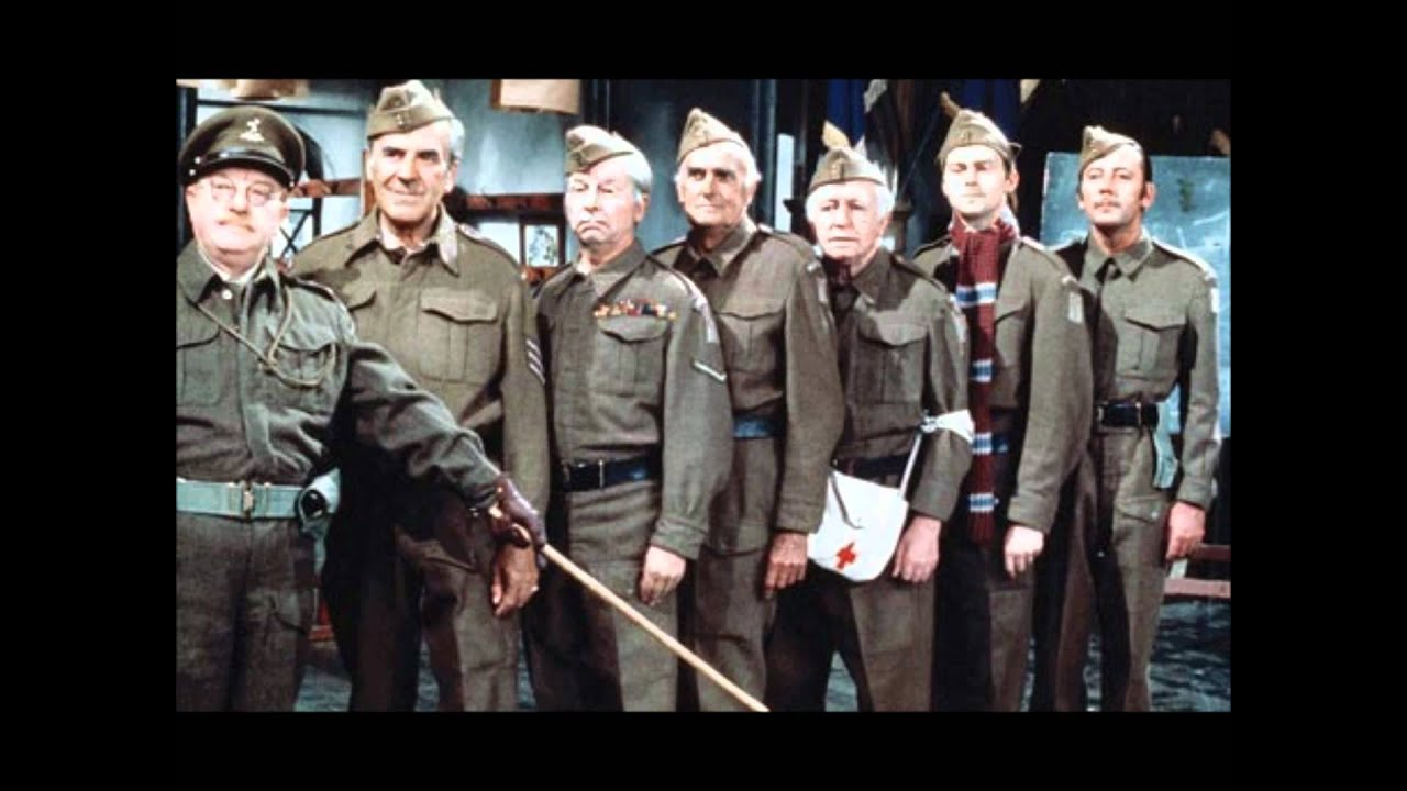 DAD'S ARMY - YouTube
