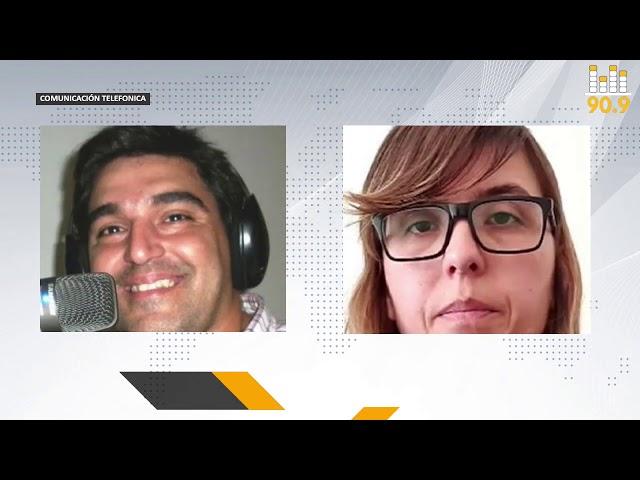 Daniela Monzón nos cuenta los avances del proyecto presentado