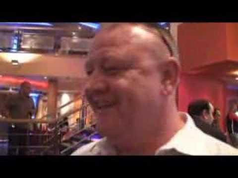 GUKPT Leg 6 Newcastle Barry Neville exit interview
