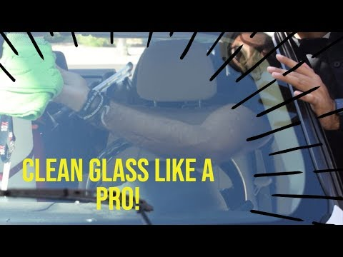 HOW TO CLEAN YOUR WINDSHIELD: Easy & Effective!