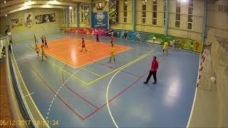 Первенство ПАО СИГНАЛ по мини-футболу Цех № 17- Цех № 2,3