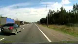 car crash Автоаварии 2012 май