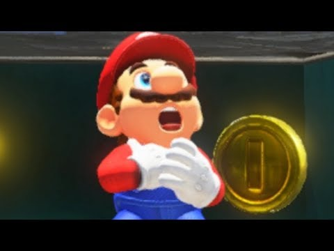 11 Ways to Die in Super Mario Odyssey