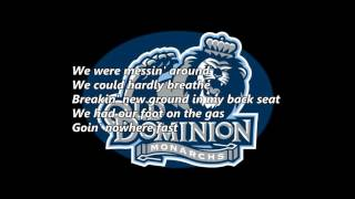 Old Dominion - Nowhere Fast (Lyrics On Screen)