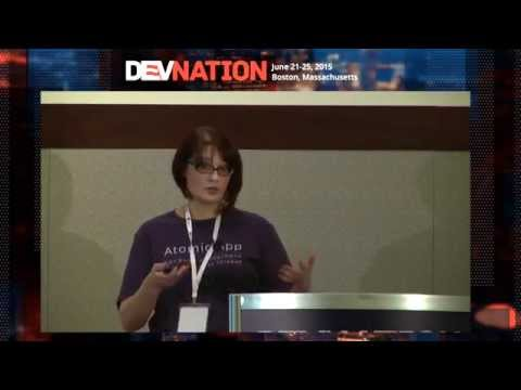 DevNation 2015 - Jennifer Krieger - So you want to be a DevOps engineer?
