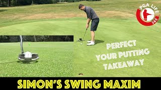 Video PERFECT PUTTER TAKEAWAY - Learn From The World's Best Players download MP3, 3GP, MP4, WEBM, AVI, FLV Agustus 2018
