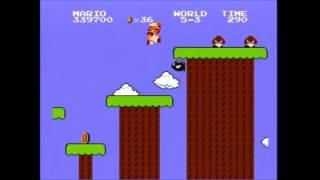 (19:15) Super Mario Bros. Warpless speedrun