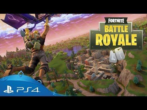 Fortnite Battle Royale | Map Update | PS4