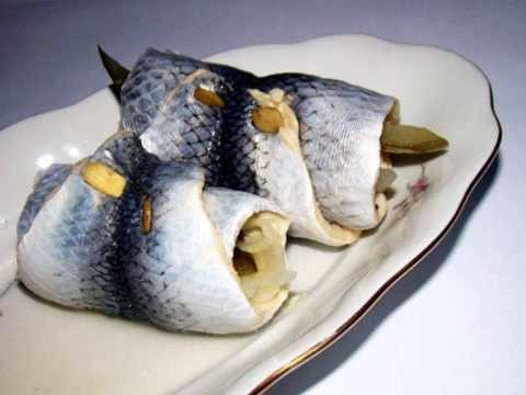 George Schorschi's Guide to German Cuisine: Rollmops