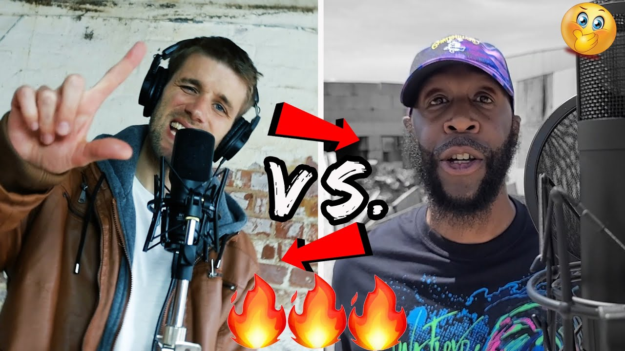 Knox Hill vs. 100 Kufis!! | FIRE IN THE BOOTH (Battle Sessions)