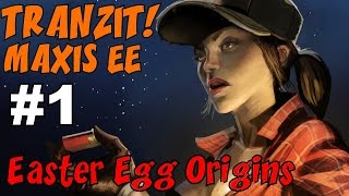 CoD Zombies EASTER EGG Origins on TRANZIT: MAXIS Side [1] ★ CoD Black Ops 2 Zombies
