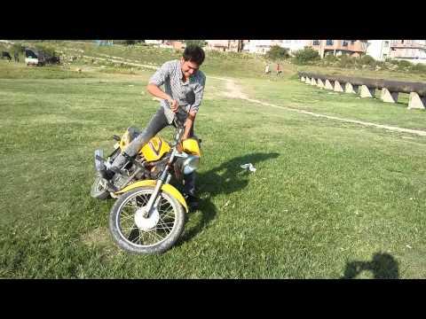 Bike rockey by sujan